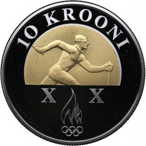 Estonia 10 krooni 2006 - Olympics