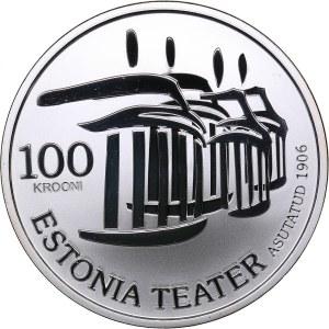 Estonia 100 krooni 2006 - Theater Estonia