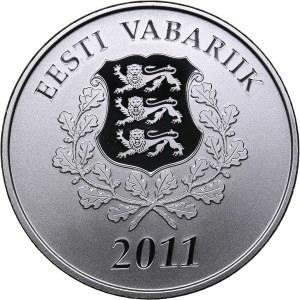 Estonia 10 euro 2011 - Estonian Future