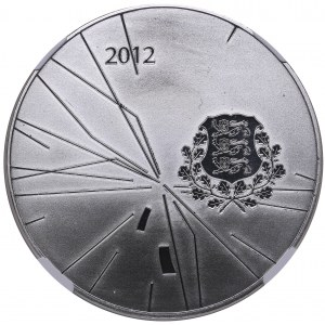 Estonia 12 euro 2012 - Olympics - NGC PF 68