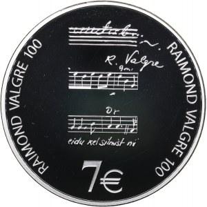 Estonia 7 euro 2013 - Raimond Valgre
