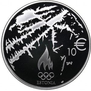 Estonia 10 euro 2014 - Olympics