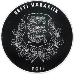 Estonia 10 euro 2015 - Eduard Vilde