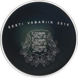 Estonia 10 euro 2018 - 100th Anniversary of the Republic of Estonia