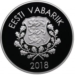 Estonia 10 euro 2018 - Olympics