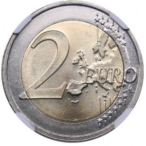 Estonia 2 euro 2018 - Estonia 100 - NGC MS 65