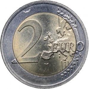 Estonia 2 euro 2018 - Mint error