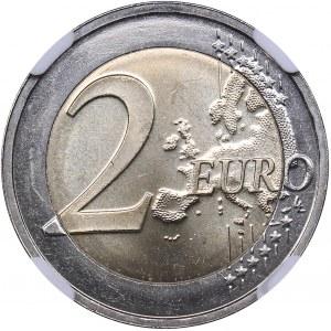 Estonia 2 euro 2019 - NGC MS 65