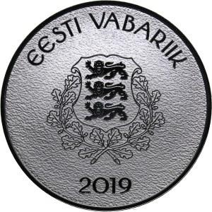 Estonia 8 euro 2019 - Viljandi
