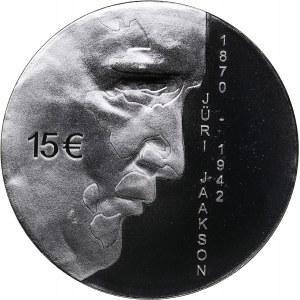Estonia 15 euro 2020 - Jüri Jaakson