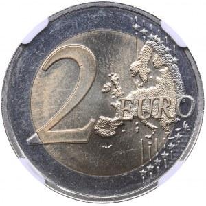 Estonia 2 euro 2021 - NGC MS 65 PL