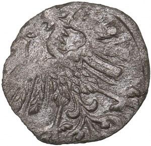 Lithuania Denar 1558 - Sigismund II Augustus (1545-1572)