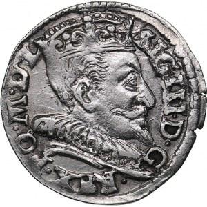 Lithuania - Wilno 3 grosz 1593 - Sigismund III (1587-1632)