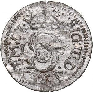 Lithuania Solidus 1615 - Sigismund III (1587-1632)