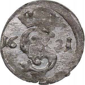 Lithuania 2 denar 1621 - Sigismund III (1587-1632)