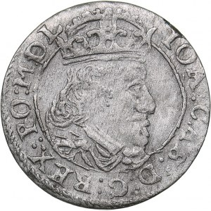 Lithuania Grosz 1652 - John II Casimir Vasa (1649-1668)