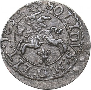 Lithuania solidus 1652 - John II Casimir Vasa (1649-1668)
