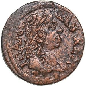 Lithuania solidus 1661 - John II Casimir Vasa (1649-1668)