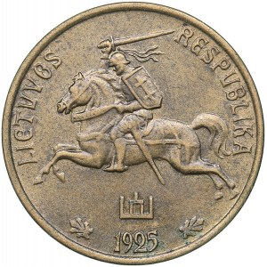 Lithuania 10 centu 1925