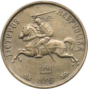 Lithuania 5 centai 1925