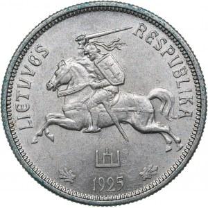 Lithuania 5 litai 1925