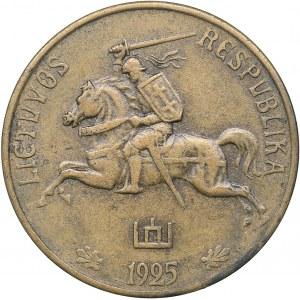 Lithuania 50 centu 1925