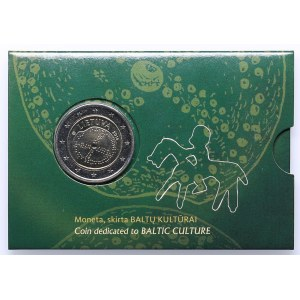 Lithuania 2 euro 2016