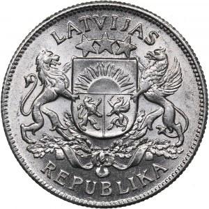 Latvia 2 lati 1925