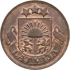 Latvia 2 santimi 1932
