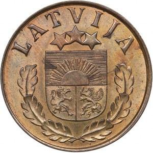 Latvia 2 santimi 1939