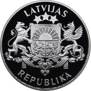 Latvia 10 latu 1993