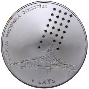 Latvia 1 lats 2002 - PCGS PR69