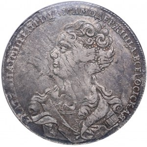 Russia Rouble 1726 - NGC VF 35
