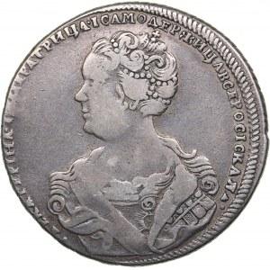 Russia Poltina 1726 СПБ