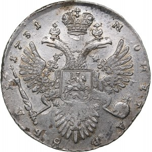 Russia Rouble 1731