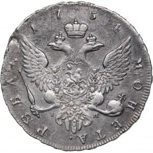 Russia Rouble 1754 СПБ-IM