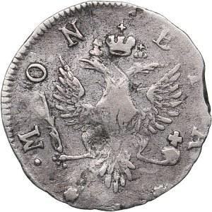 Russia - Livonia & Estonia 4 kopecks 1757