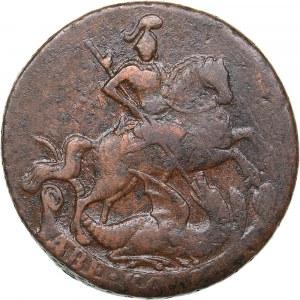 Russia 2 kopecks 1757