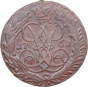Russia 2 kopecks 1761
