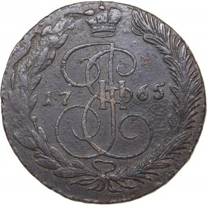 Russia 5 kopecks 1765 ЕМ