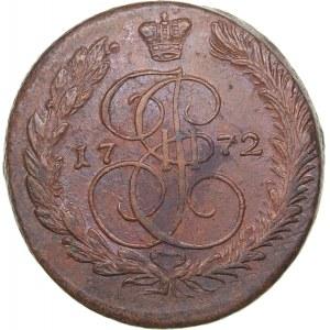 Russia 5 kopecks 1772 ЕМ