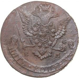 Russia 5 kopecks 1778 ЕМ