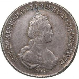 Russia 20 kopeks 1781 СПБ
