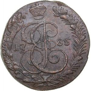 Russia 5 kopecks 1785 КМ