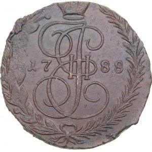 Russia 5 kopecks 1788 ЕМ