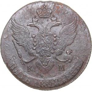 Russia 5 kopecks 1793 КМ