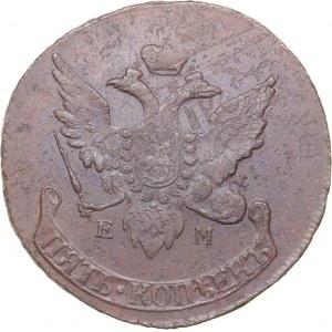 Russia 5 kopikat 1793 ЕМ