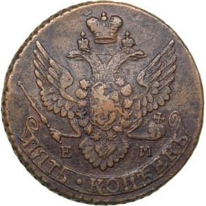 Russia 5 kopeks 1796 ЕМ (1797)