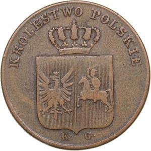 Russia - Polad 3 grosz 1831 KG
