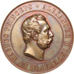 Russia medal Opening of monument to Alexander II in Helsingfors. 1894